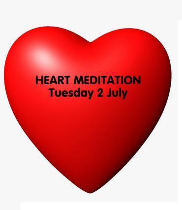 Free London Heart Meditation